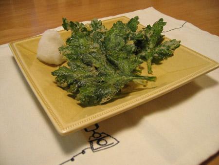kikunoha-tenpura